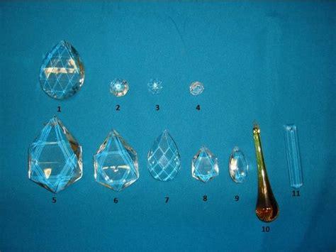 gocce di cristallo per ladari vendita gocce per ladari antichi posot class