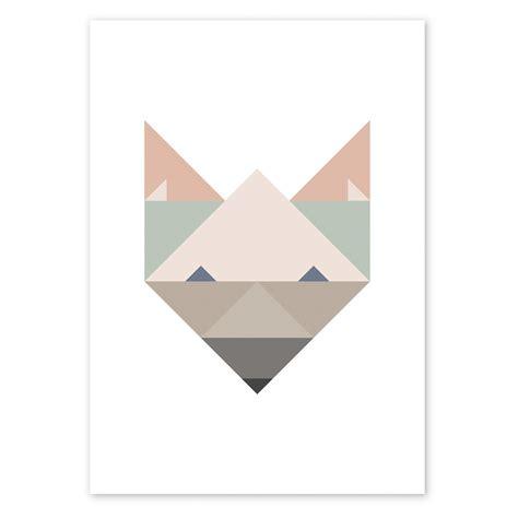 Ikea Pink Plates by Leo Amp Bella Silke Bonde Fox Poster
