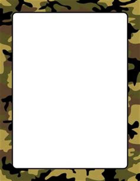 army pattern border this camouflage border in shades of green olive and