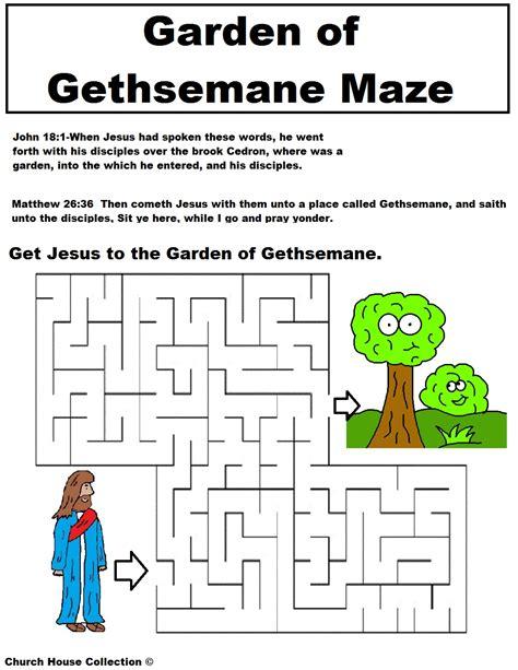 garden of gethsemane craft garden of gethsemane sunday school lesson