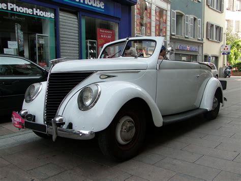 matford  cabriolet  oldiesfan mon blog auto