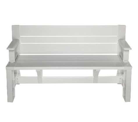 converta bench convert a bench ultra ii outdoor 2 in 1 bench to table w 5