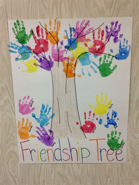 friendship craft for 1000 ideas about friendship preschool crafts on