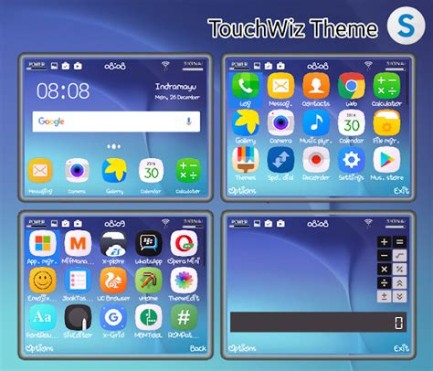 themes nokia e72 full icon theme touchwiz ui by nengchy cs gudangskins