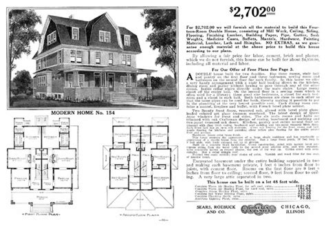 1900 sears house plans vintage sears catalog craftsman house plans modern seattle by gnosis