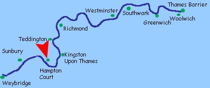 river thames map from source to sea hton court a journey down the river river thames