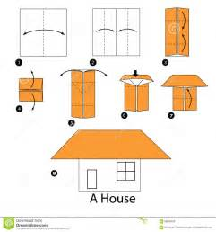 How To Make A House Origami House 3d Video Astro Politics
