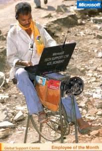 Microsoft employee in india