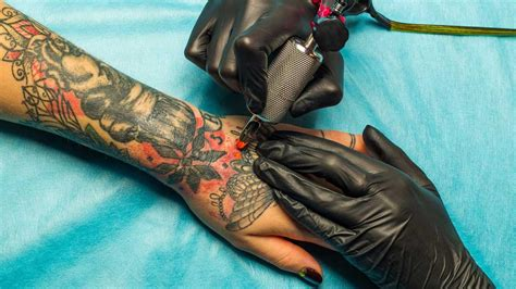 tattoo ink immune system study links tattoos to strengthened immune systems abc13 com