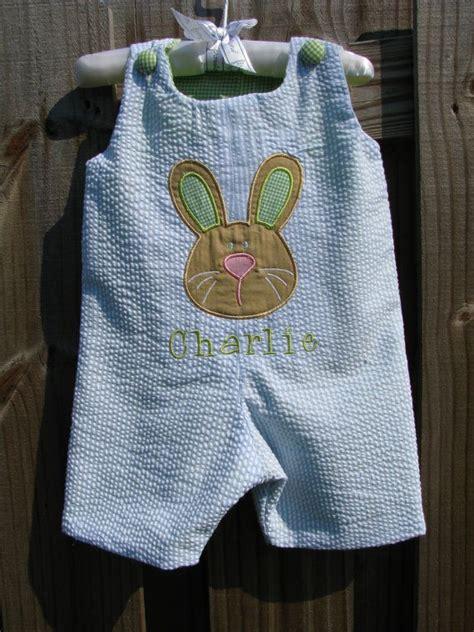 easter for boy infants infant toddler boys easter bunny longall free