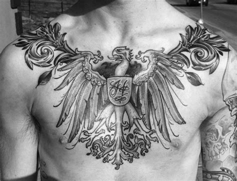 germanic tattoos 50 german eagle designs for germany ink ideas