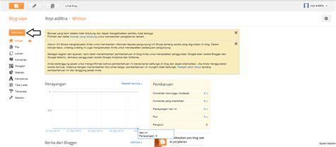 cara membuat blog gratis di facebook royi aidiltra cara membuat blog gratis di blogger terbaru