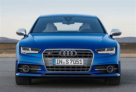 Audi A7 Facelift by Audi A7 S7 Facelift Unveiled