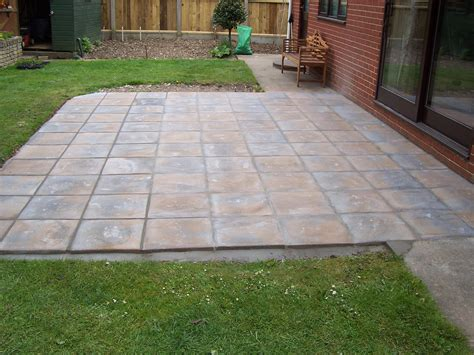 New Patio by New Patio In Milborne St Andrew Dorset Msc Landscapes