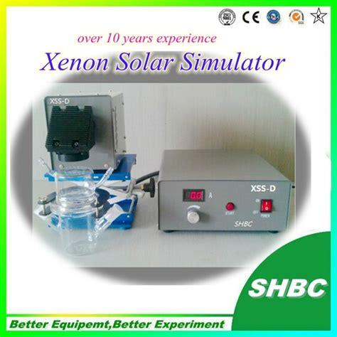 xenon solar simulator xenon l sunlight simulator xenon