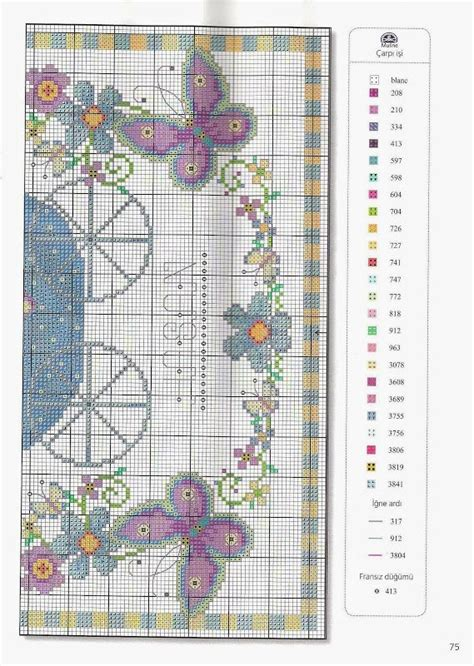 pattern rule for 1 8 27 64 69 best copertine culla images on pinterest punto croce