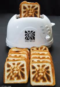 Jesus Toaster jesus toasters pulled from after the website withholds money daily mail