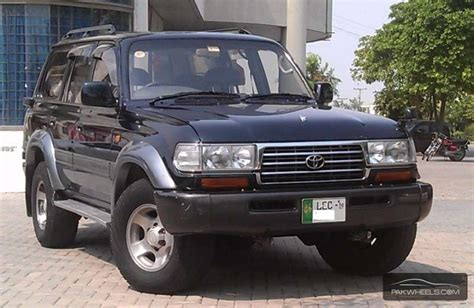 toyota land cruiser vx limited toyota land cruiser vx limited 4 7 1995 for sale in lahore