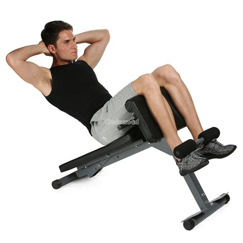 pro ab hyper bench pro ab strength fitness exercise