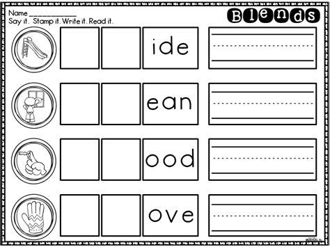 L Blend Worksheets by L Blends Worksheet Vintagegrn