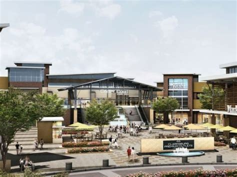 stores added  clarksburg premium outlets