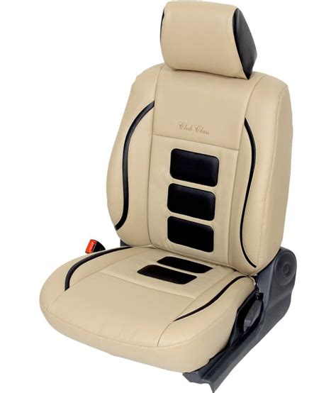Cover Spion Honda Brio Rs Only club class beige and black seat cover for honda brio buy