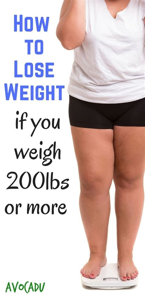 5 How Tos Of Losing Weight And Remaining Sound by How To Lose Weight If You Weigh 200lbs Or More