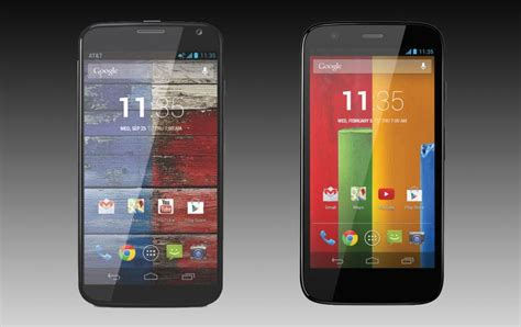mobile themes moto g moto x vs moto g which is the best motorola digital