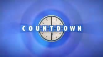 countdown calendar template