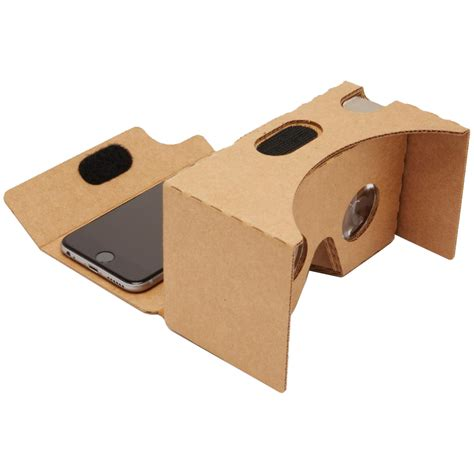 Cardboard Reality 2nd Generation For Smartphone cardboard 2 0 reality headset 2nd