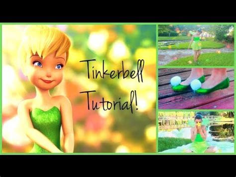 makeup tutorial tinkerbell 5 diy movie costumes you already have in your closet