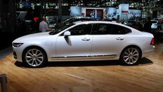 new car shows 2018 volvo s90 at 2017 new york auto show photo