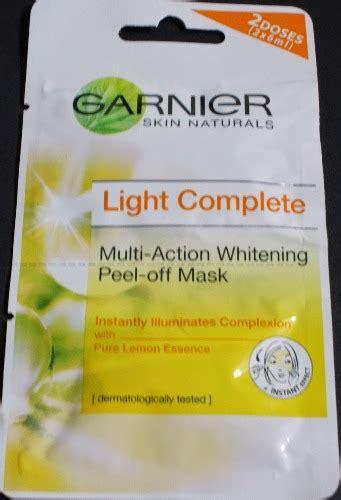 Garnier Lightening Peel Mask top 9 garnier packs styles at