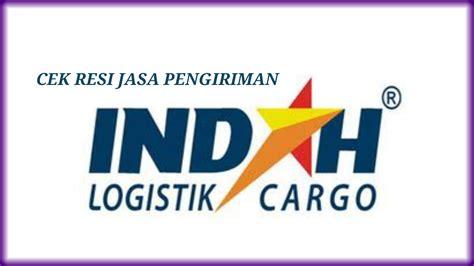cek resi jasa pengiriman indah logistik cargo  akurat