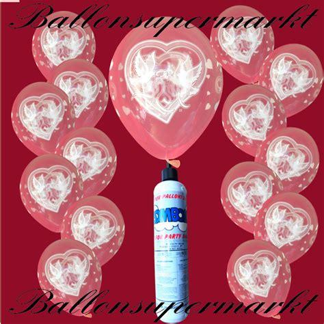 Hochzeit Luftballons by Luftballons Helium Set Miniflasche Luftballons Mit