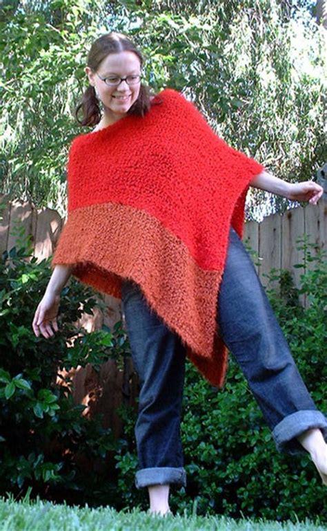 easy knit poncho pattern poncho knitting patterns a knitting