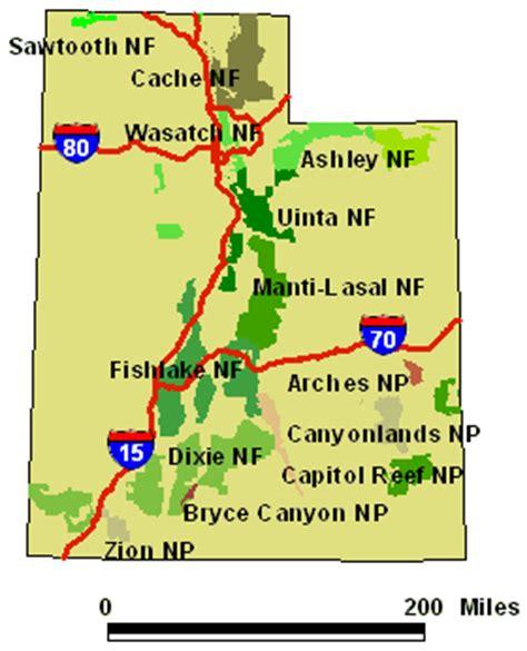 utah national parks map state parks utah map new york map