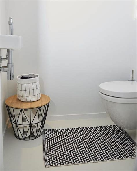 Roll Top Bath With Shower Curtain ferm living grid basket http www fermliving com webshop