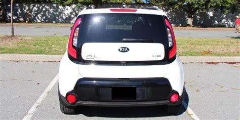 Kia Soul Back 2014 Kia Soul Review The Automotive Review