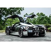 """Meet The One Off Pagani Huayra """"The King""""  100 Out Of 10 Based"""