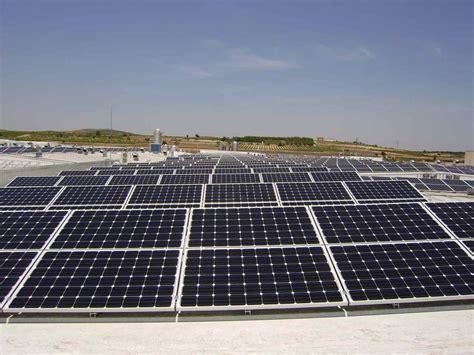 solar panels about san adrian solar panels a taste of general mills