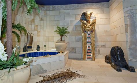 egyptian themed bathroom decor egyptian style interior design ideas