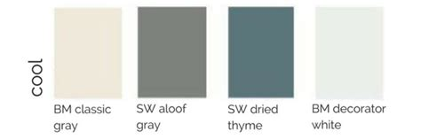 paint palettes for your entire house curio design studio
