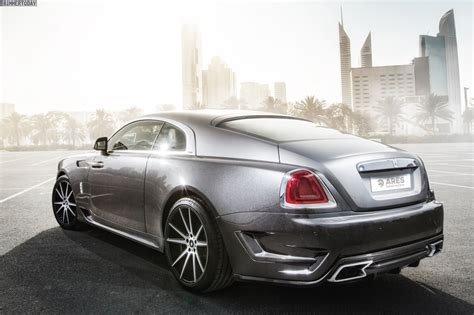 roll royce modified ares design rolls royce wraith luxury tuning with 700 hp