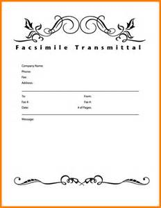 fax cover sheet word 8 gif letterhead template sample