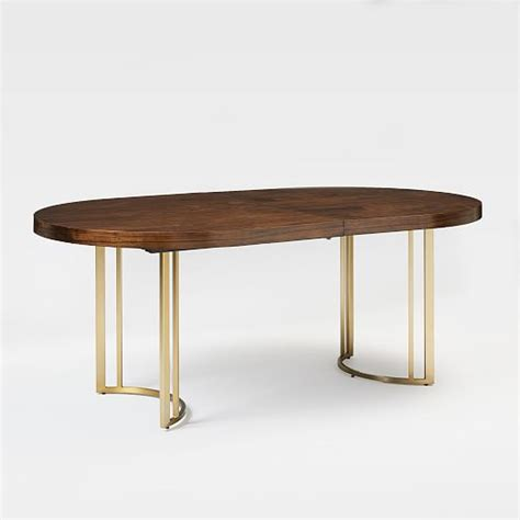 expandable tables court expandable table west elm