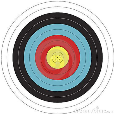 printable number targets bullseye target to print archery target image for as