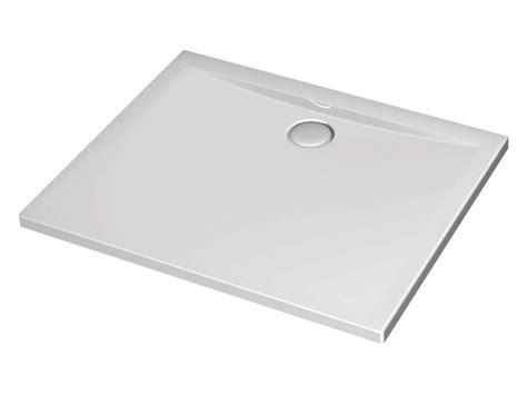 piatto doccia 75 x 90 piatto doccia rettangolare in acrilico ultra flat 90 x 75