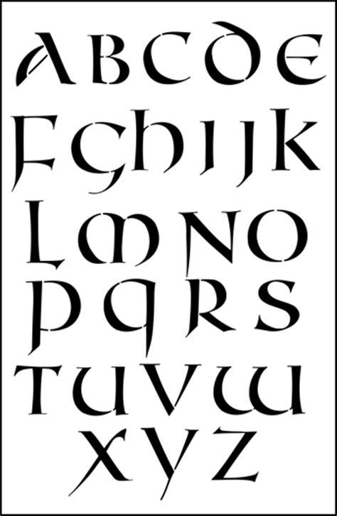 lettering templates fonts lettering stencils