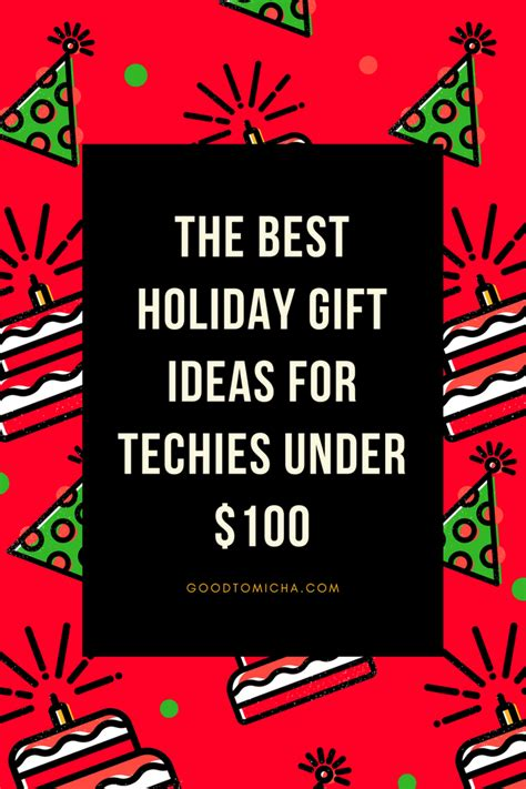 15 amazing gift ideas for techies under 100